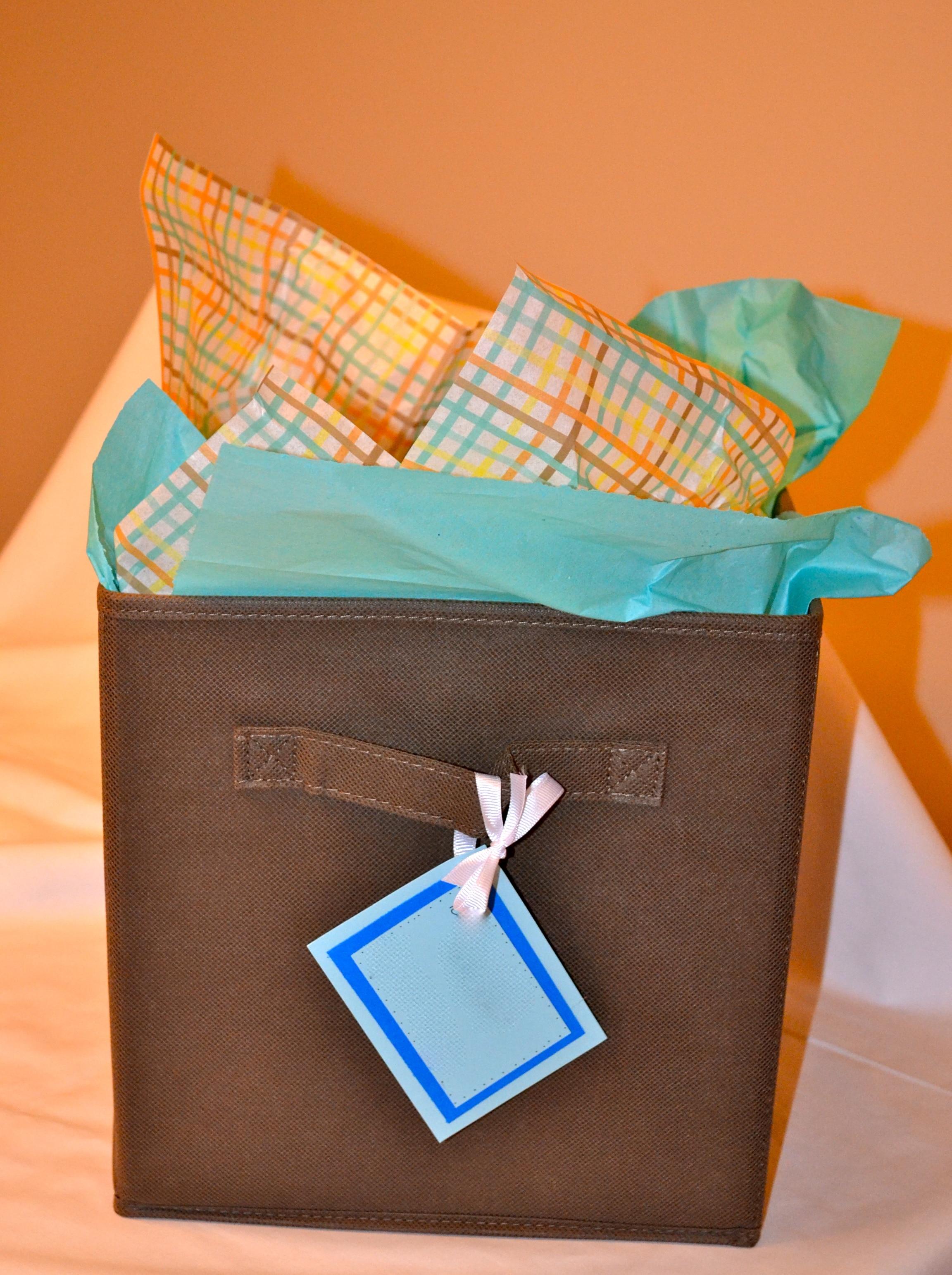 Boy Baby Shower Gift