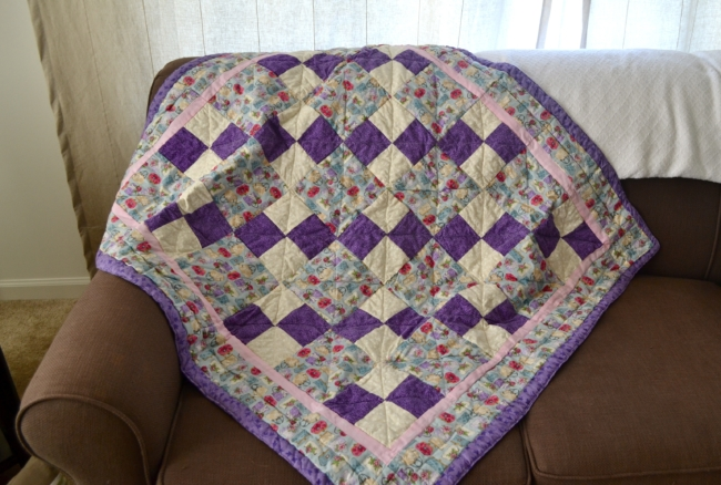 Downy Touch of Comfort Quilt