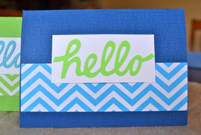 Crafty Card Making