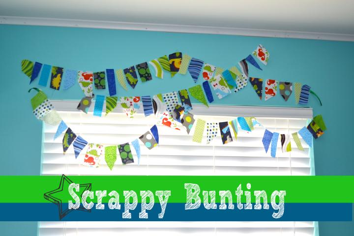 scrappybunting