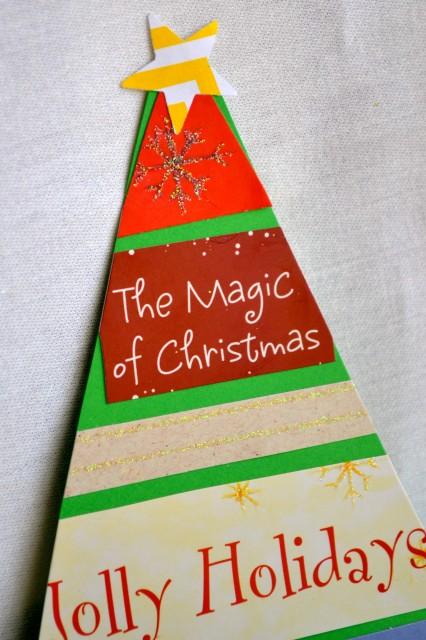 Christmas Card Scraps