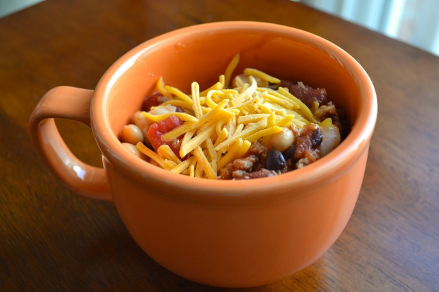 Cup of Chili