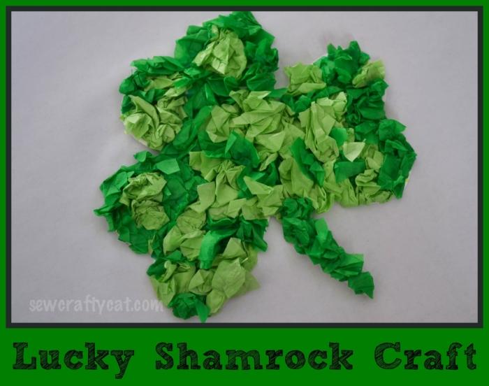 Lucky Shamrock Craft