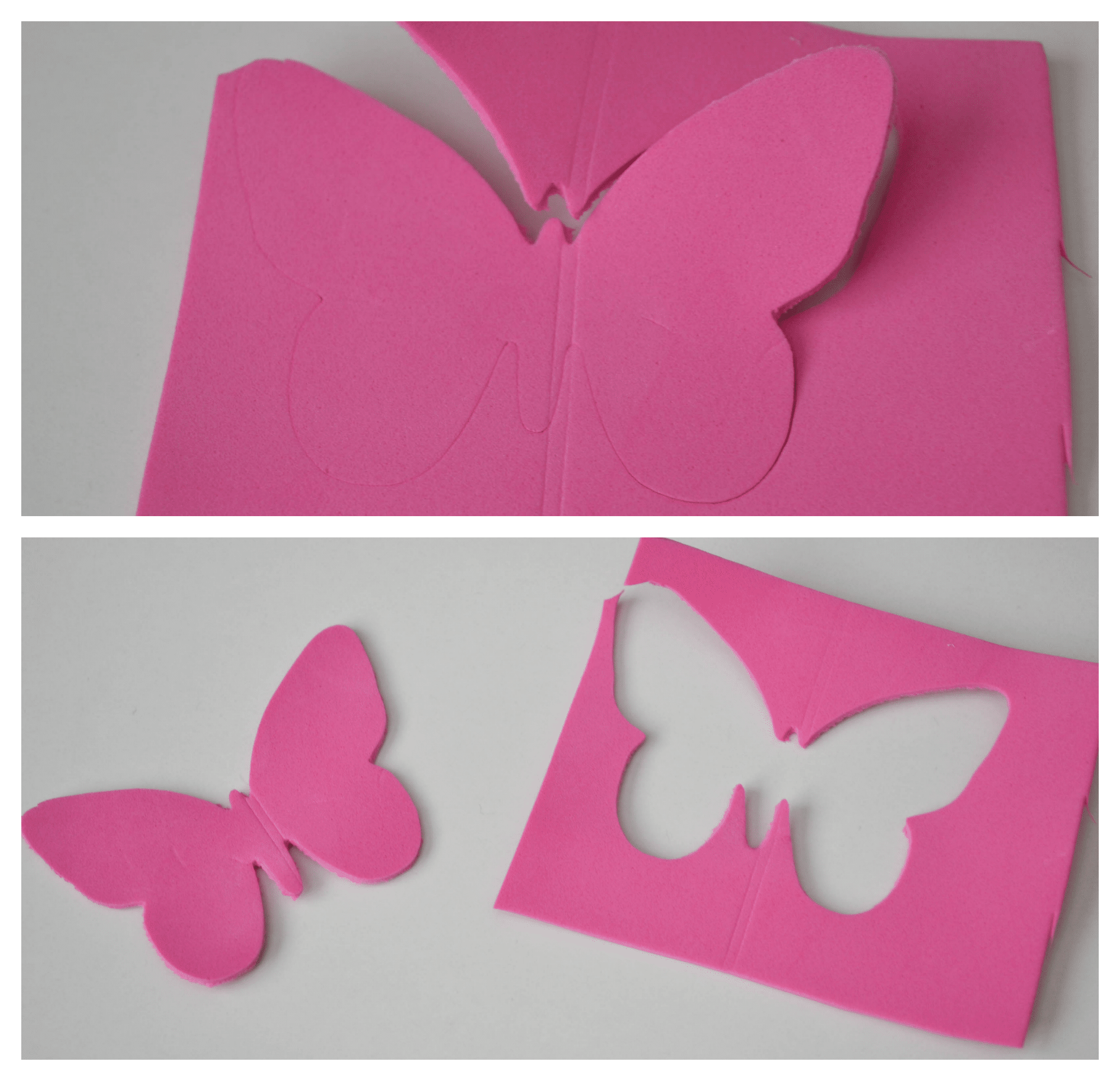 how to cut foam with a silhouette cameo typically simple