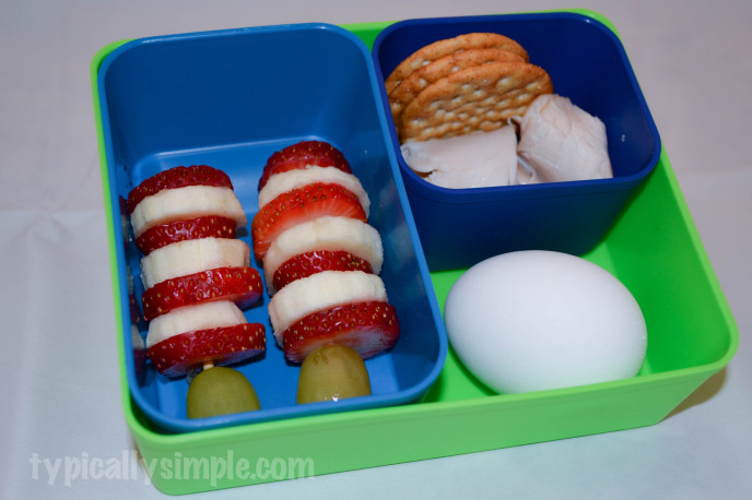 Cat in the Hat Bento Box-1