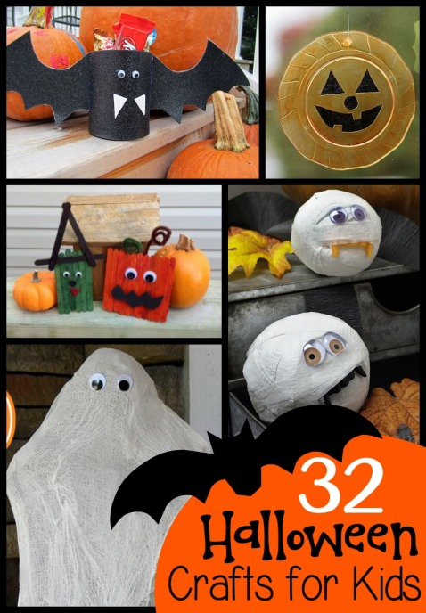 halloween class party craft ideas 32 crafts for typically simple 6658