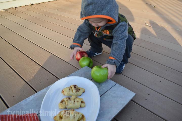 Apple Roll Ups Recipe-1