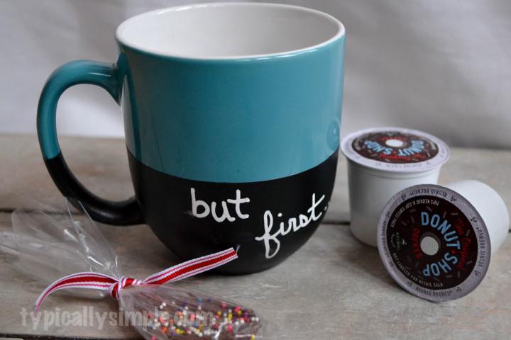 Chalkboard Mug Tutorial