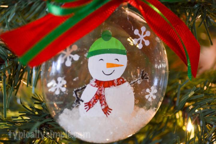 Snowglobe Ornament-3