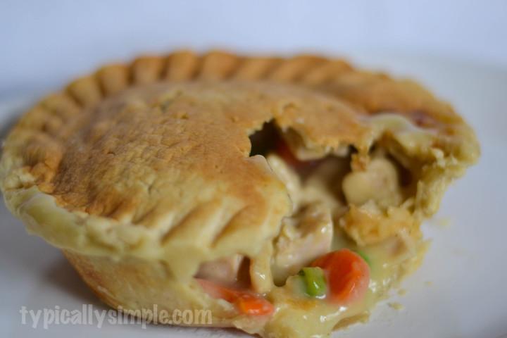 Pot Pie and No Bake Pudding Pie-2