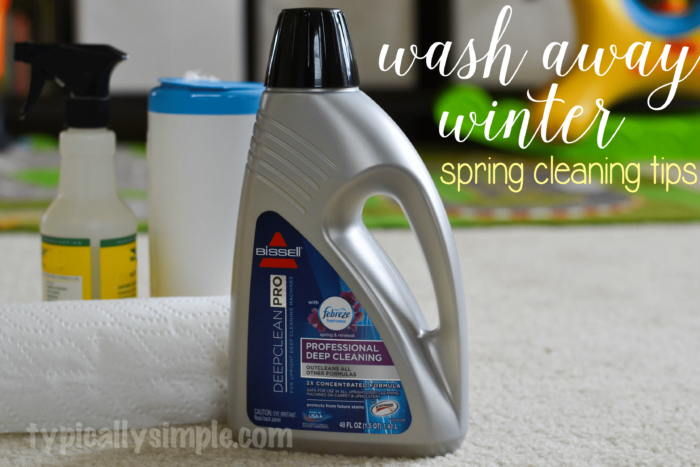 Wash Away Winter with BISSELL-2