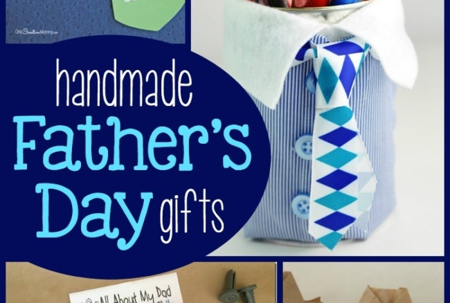 15 kid-friendly craft ideas to give as Father's Day Gifts