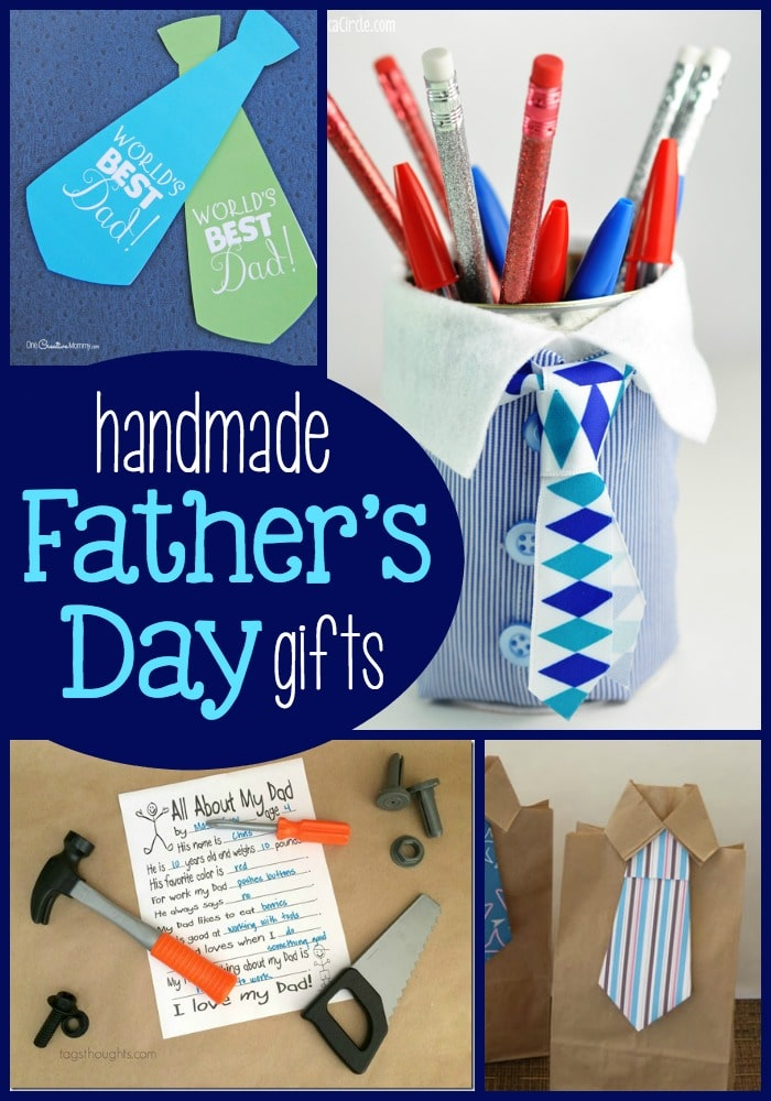 15 Handmade Father's Day Gifts