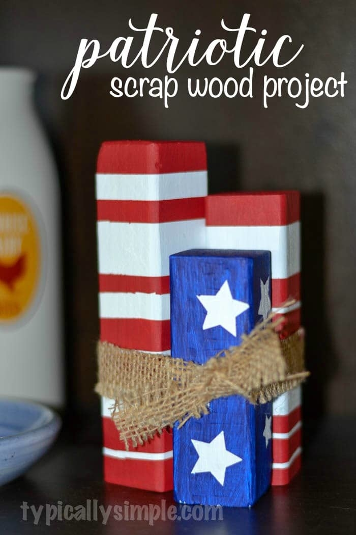 PatrioticScrapWoodProject