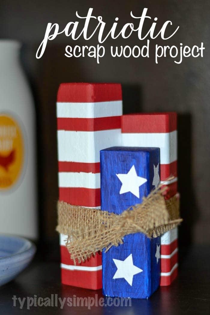 PatrioticScrapWoodProject