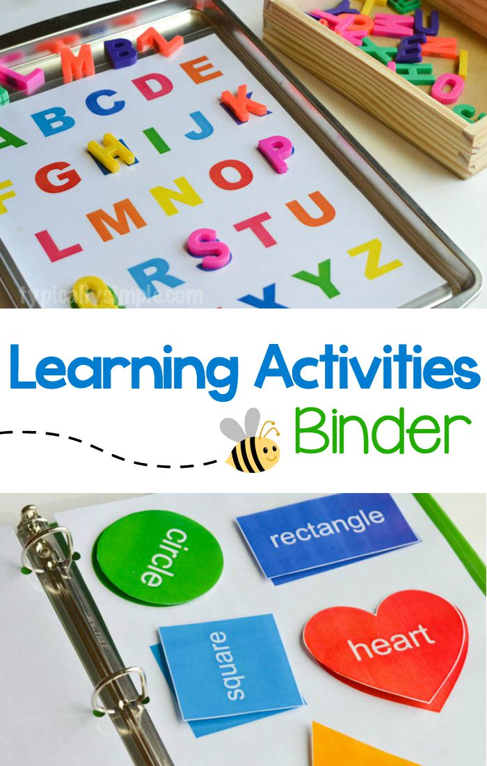 LearningActivitiesBinder