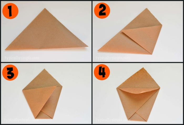 How To Make an Easy Paper Purse | DIY Origami Handbag Making ... | 475x700