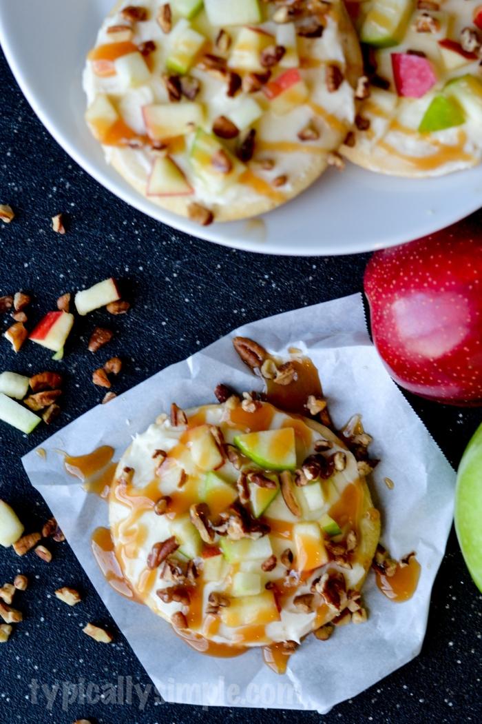 Caramel Apple Cookies Recipe