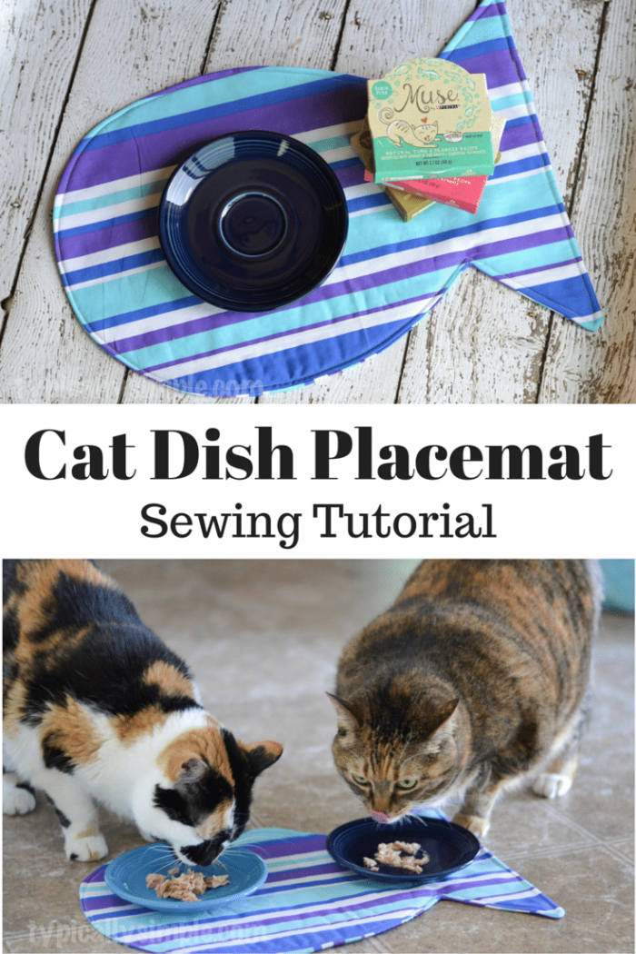 Cat Dish Placemat