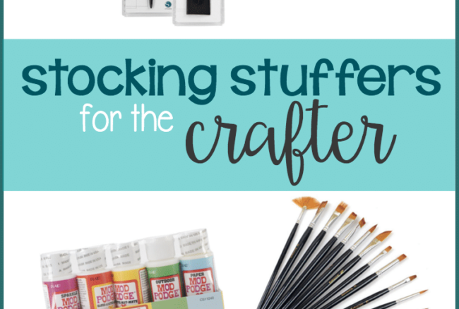 Stocking Stuffers for the Crafter
