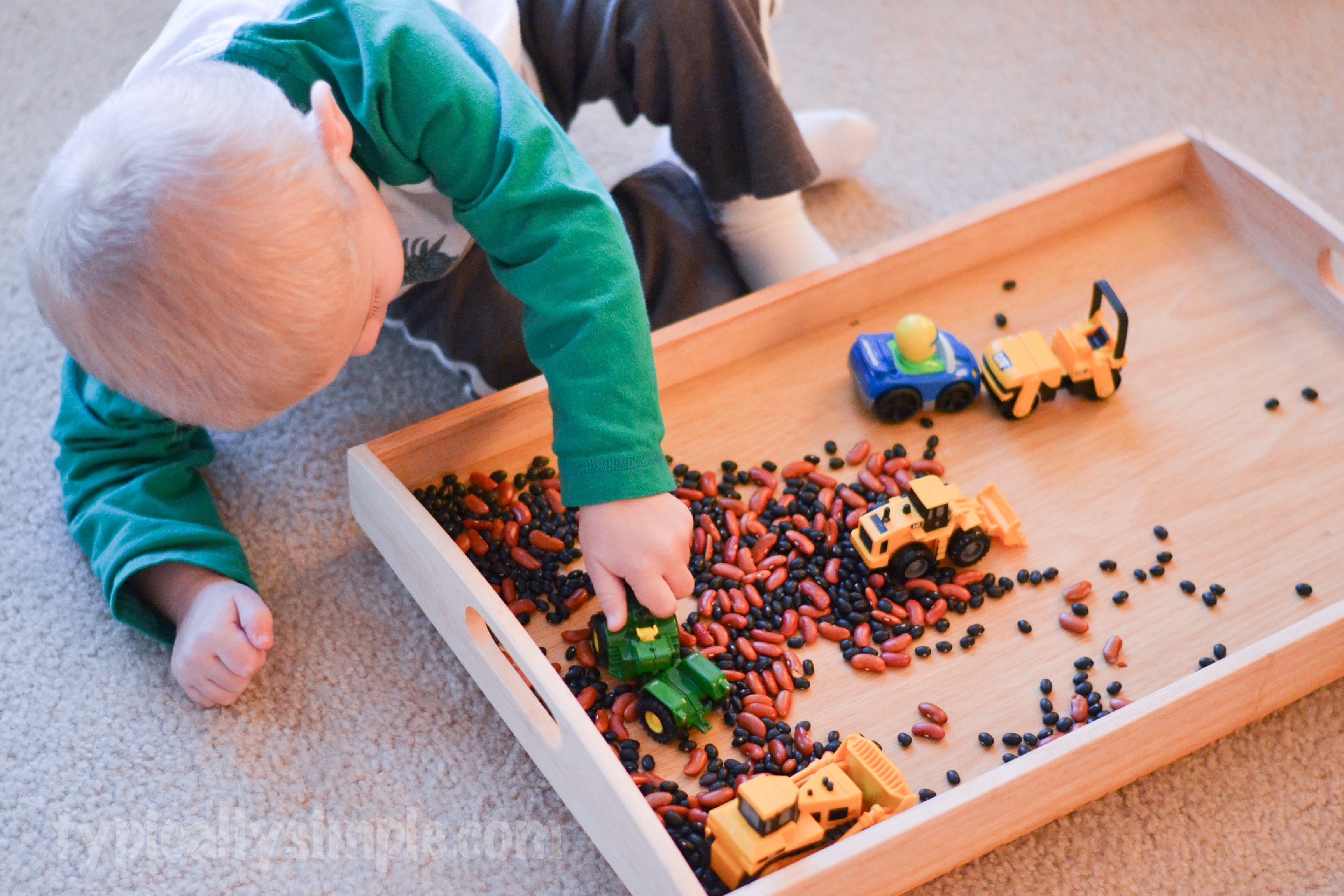 Indoor Activities to Keep Your Toddler Busy - Typically Simple