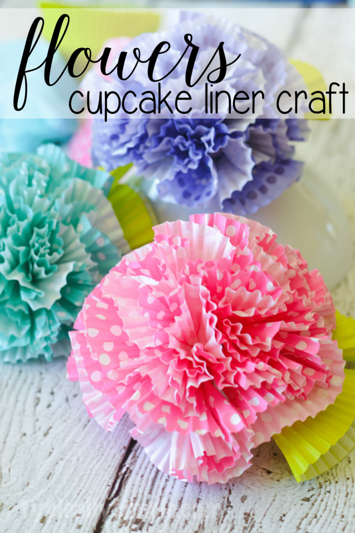 Crafts Using Cupcake Papers