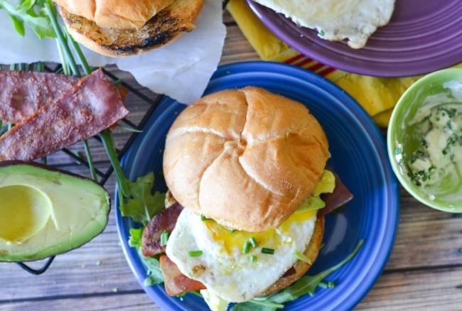 Midwestern Farm Burger Recipe