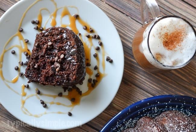 Bundt Cake Recipe & Ninja Coffee Bar® System
