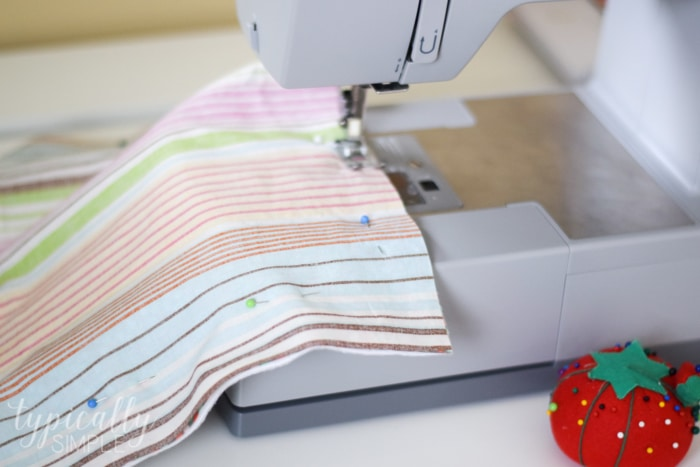 Hot Pad Sewing Tutorial - Typically Simple