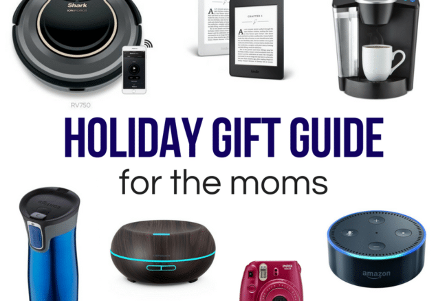 Holiday Gift Guide: For the Moms