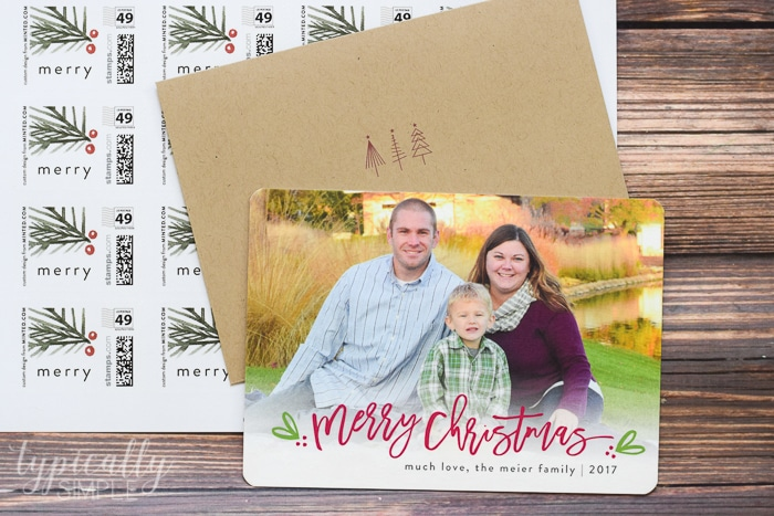 Minted Christmas Cards.Holiday Cards From Minted Typically Simple